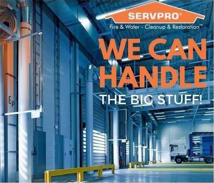Warehouse - We Can Handle The Big Stuff