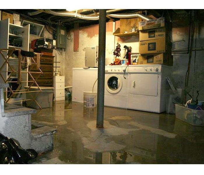 Water Damage Moorpark/Fillmore/Santa Paula Residents: We Specialize in Flooded Basement Cleanup and Restoration!